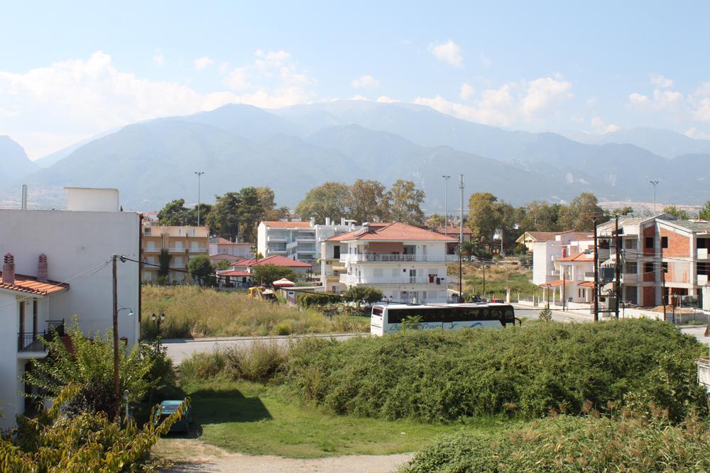 Θέα στον Ολυμπο