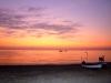 Ηλιοβασίλεμα στην Λεπτοκαρυά